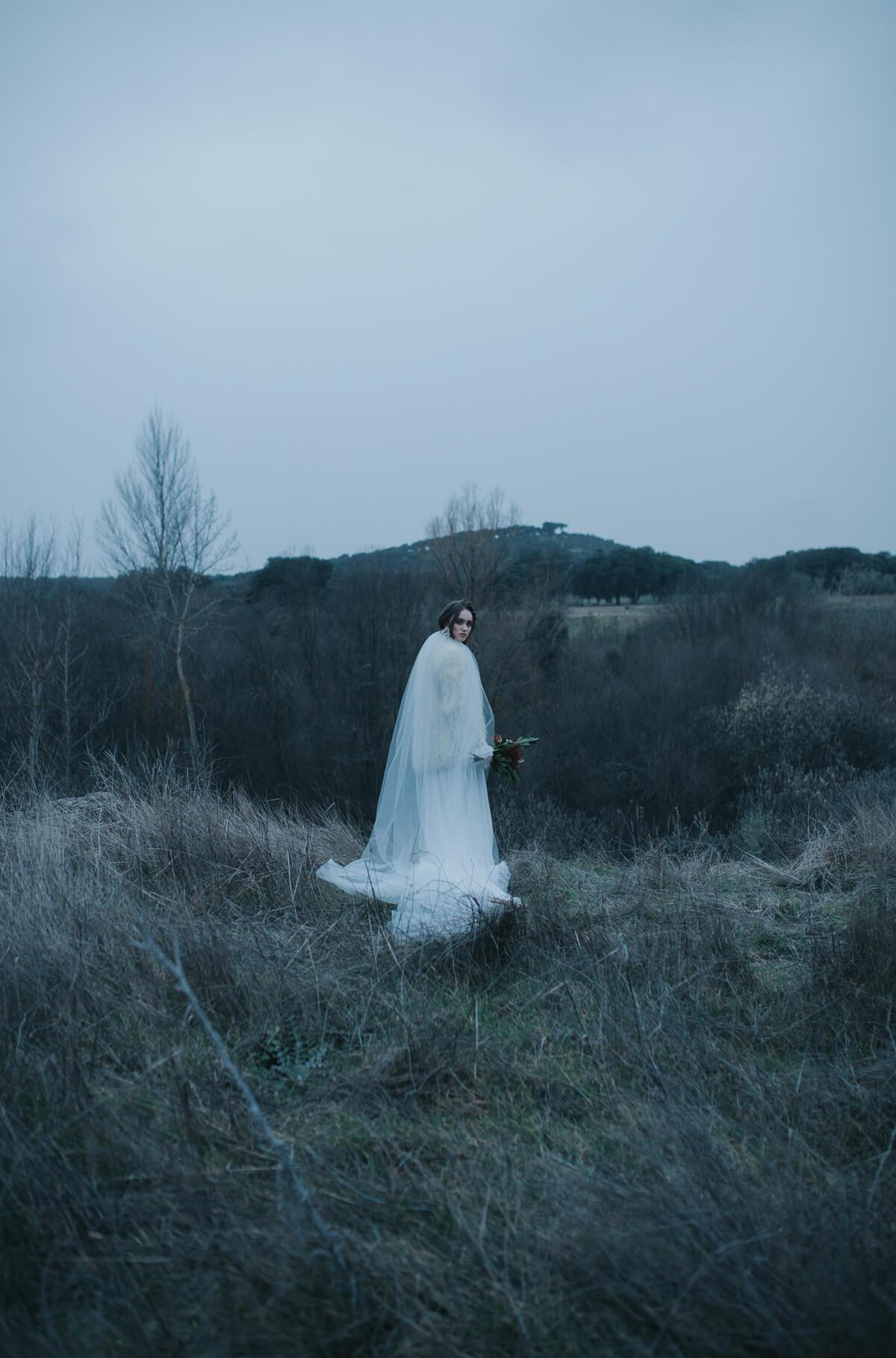 El invierno de Castellar Granados 16 Fotografía de Bodas |Concorazon